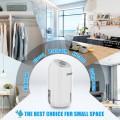 COLAZE Small Dehumidifier 480 Sq.ft Portable Mini Dehumidifiers for Home